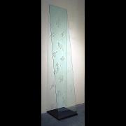Glaskunst – Licht Schatten – Peter Kuster Glas-Design -Glaskunst
