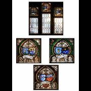 Rathaus Rapperswil Restauration-Glasmalerei-Heraldik